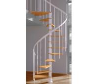 "Винтовая лестница ""Montreal Classic"", диаметр 1200, высота 2580-2820"