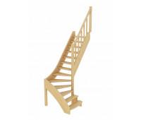 Лестница ЛС-07м/4, проём 870х2130, высота 2940