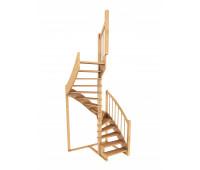 Лестница К-005м/2, проём 1660х1145, высота 2940-3150